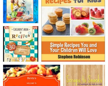 5 FREE Cooking for Kids eBooks
