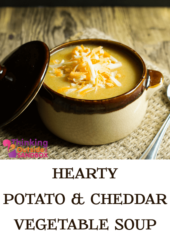 TOTS Family, Parenting, Kids, Food, Crafts, DIY and Travel TOTS-Veggie-Soup Potato and Cheddar Vegetable Soup Recipe Breads/Soups/Salads Food Miscellaneous Recipes TOTS Family  vegetable soup soup recipe potato soup food cheddar soup