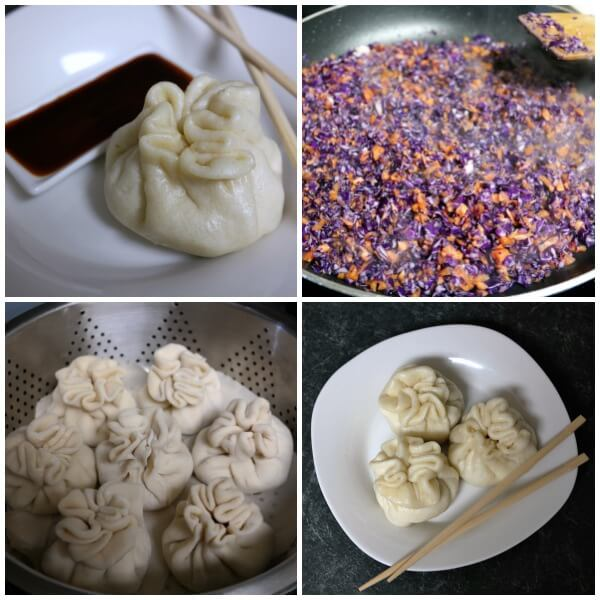 Delicious And Easy Stuffed Steamed Buns