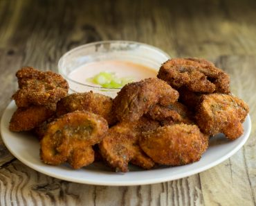 Deep Fried Mushrooms Recipe