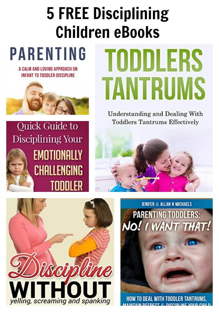 TOTS Family, Parenting, Kids, Food, Crafts, DIY and Travel PicMonkey-Image-3 5 FREE Disciplining Children eBooks Kids Parenting TOTS Family
