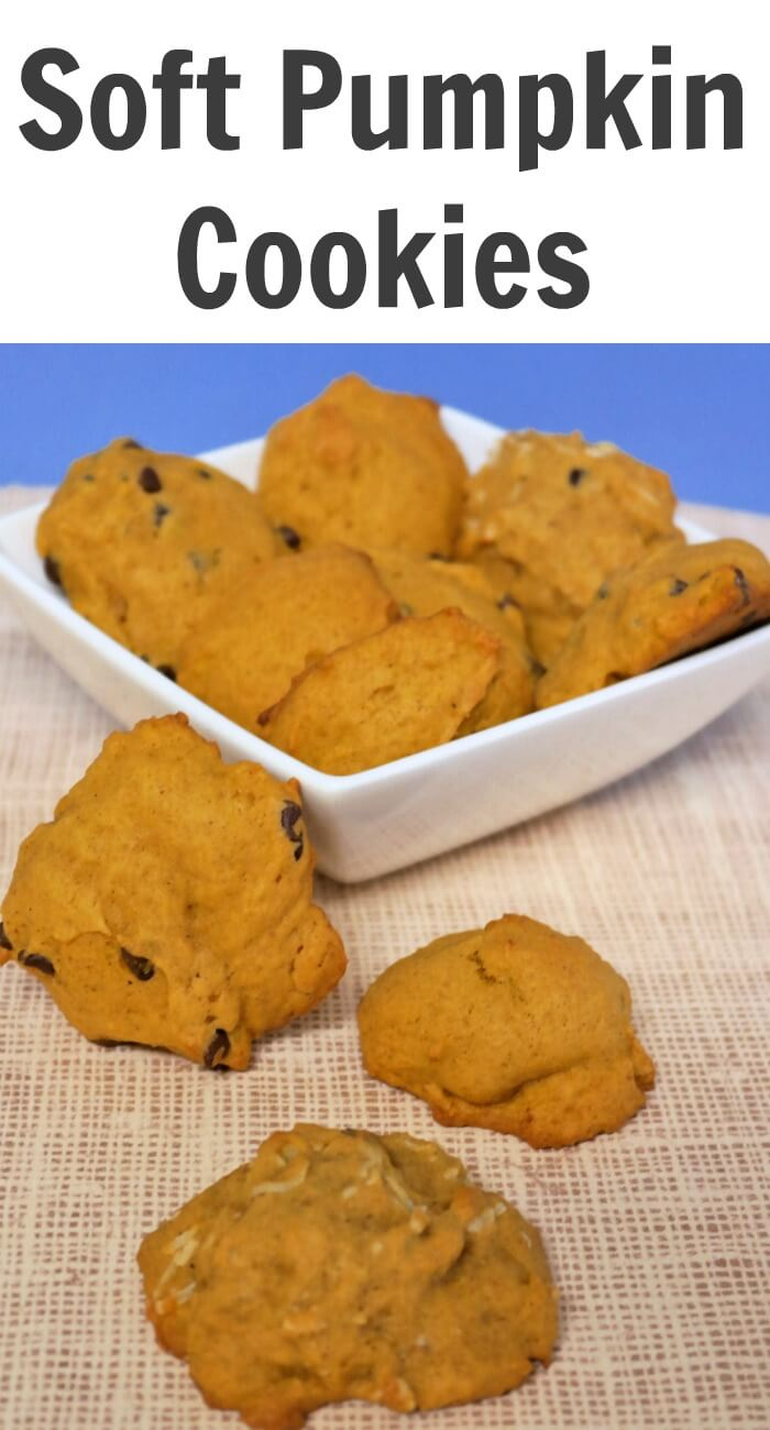 TOTS Family, Parenting, Kids, Food, Crafts, DIY and Travel Soft-Pumpkin-Cookies-Recipe Soft Pumpkin Cookies Recipe Desserts Food Holiday Treats TOTS Family  treats pumpkin cookies holiday cookies healthy cookies easy cookies children