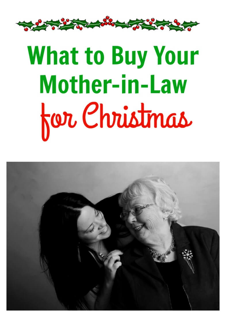 so here are some practical tips to get your creative juices flowing - What To Get Your Mother In Law For Christmas