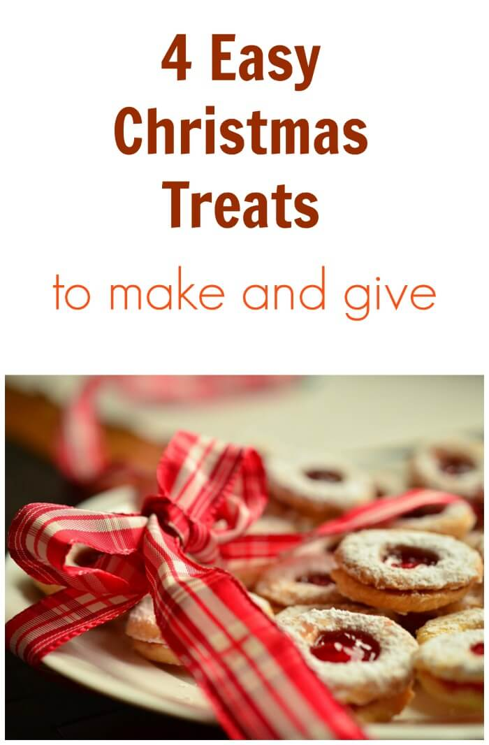Check out these Christmas Treats to make and share for your next invite.
