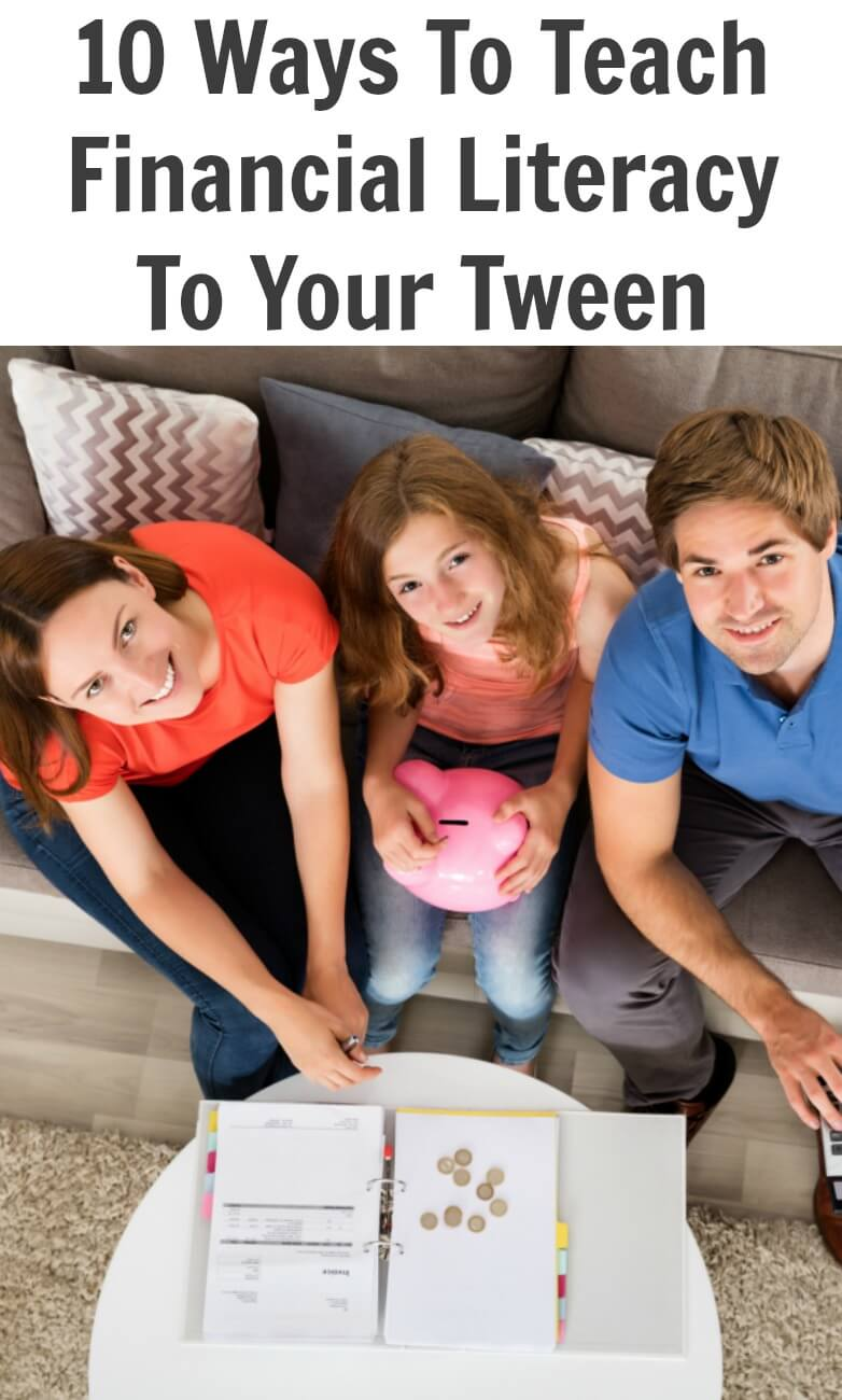 TOTS Family, Parenting, Kids, Food, Crafts, DIY and Travel 10-Ways-To-Teach-Financial-Literacy-To-Your-Tween- 10 Ways To Teach Financial Literacy To Your Tween Kids Sponsored TOTS Family  td sponsored money financial literacy
