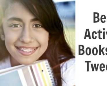 Best Activity Books For Tweens
