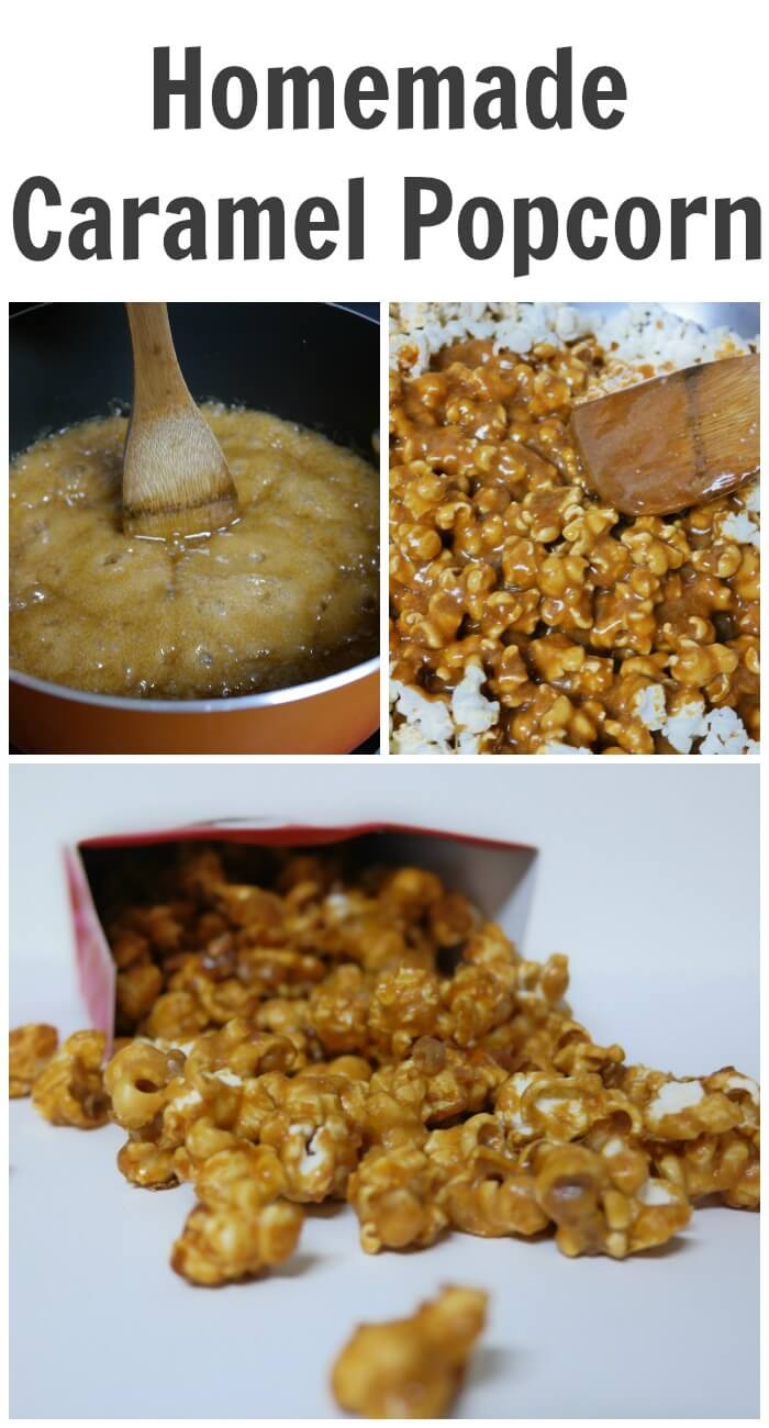 If you're having a party, looking for the perfect snack; Homemade Caramel Popcorn Recipes for a school activity or bake sale or even just hanging out with the family for movie night this recipe is just the one you are looking for!