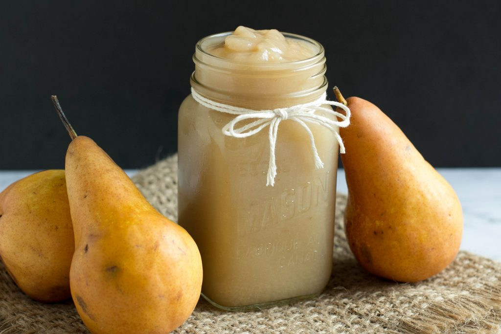 Move over apple butter, and say hello to this creamy Simple Slow Cooker Pear Butter Recipe.