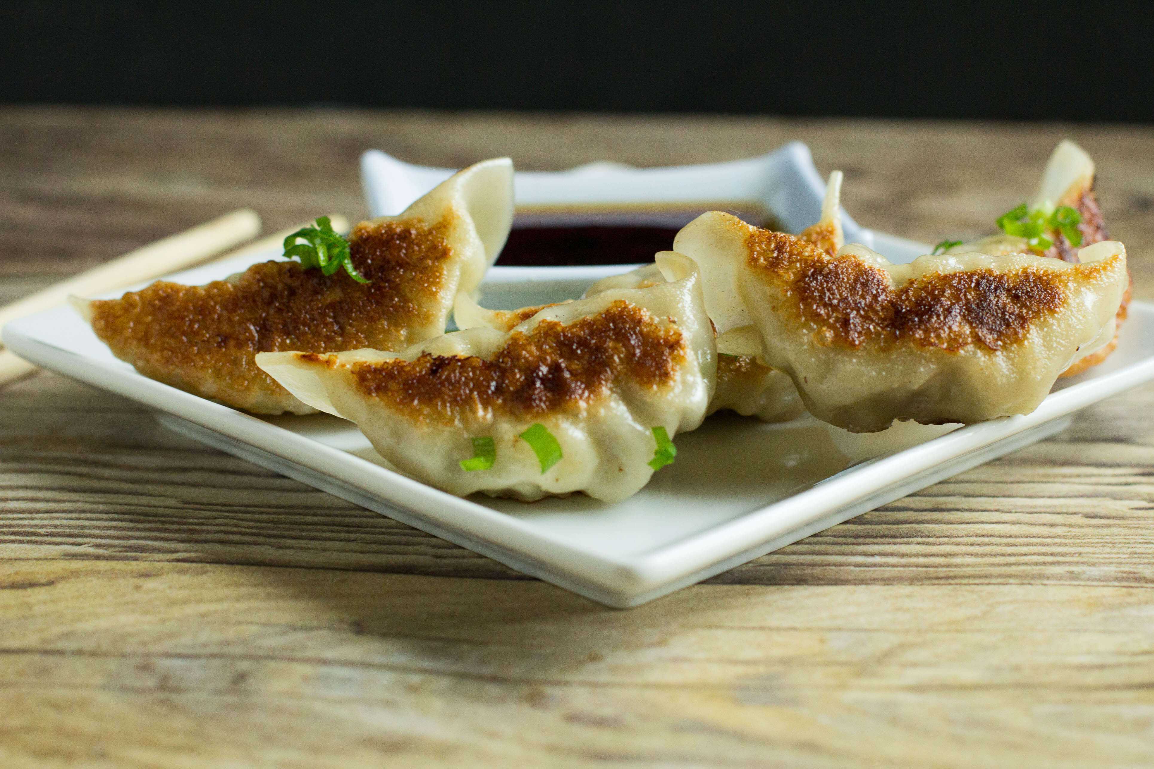 Simple Pork Gyoza Recipe With Cabbage Great For Dinner