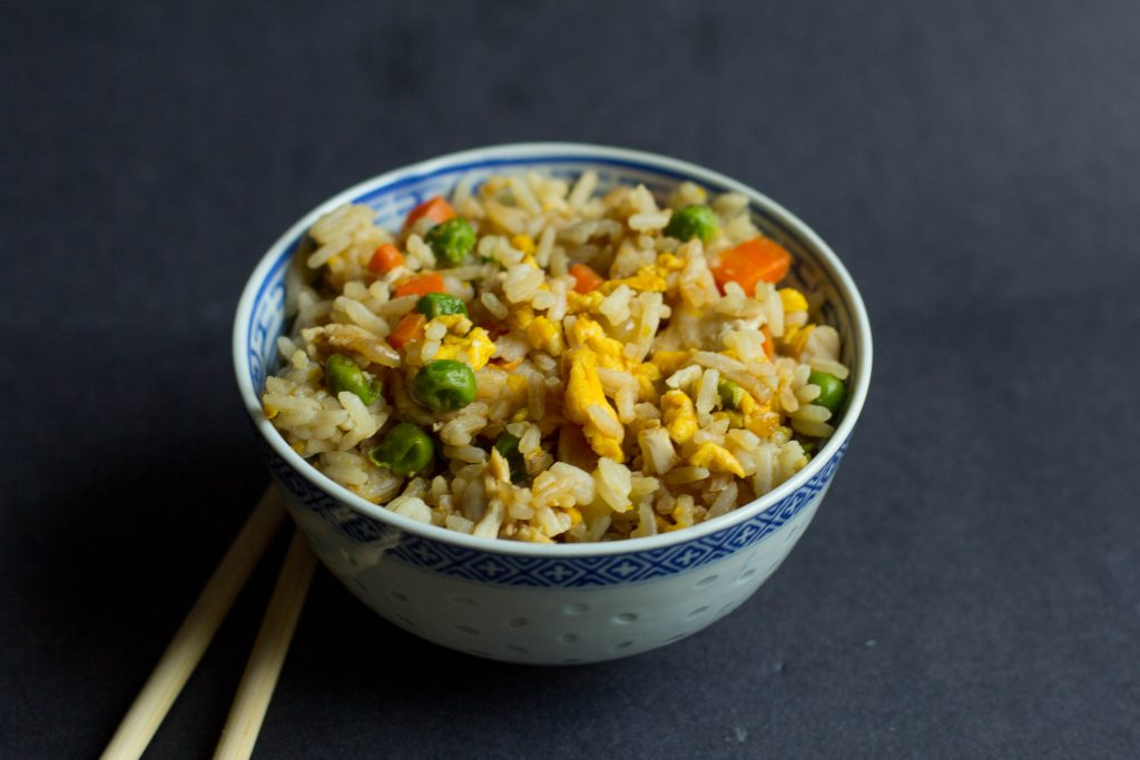 Best Ever Homemade Chicken Fried Rice Recipe