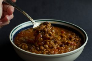 Hearty And Easy Bean Chili Recipe