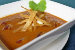 Quick + Easy Tortilla Soup Recipe