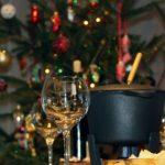 Christmas Eve Fondue Party A Low Carb Christmas Feast