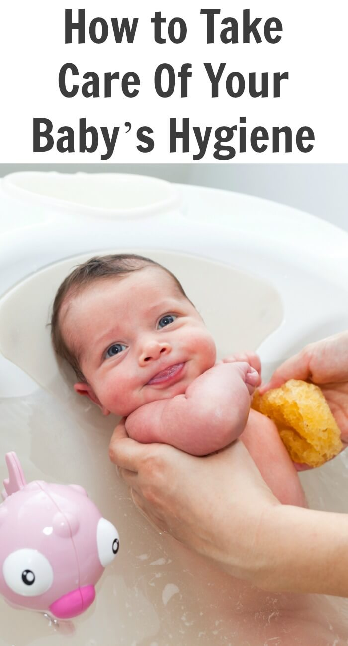 How to Take Care Of Your Baby's Hygiene