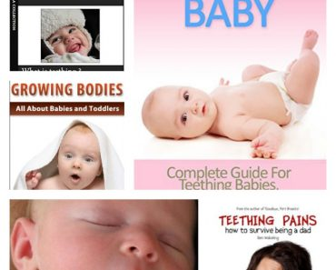 5 FREE Teething eBooks