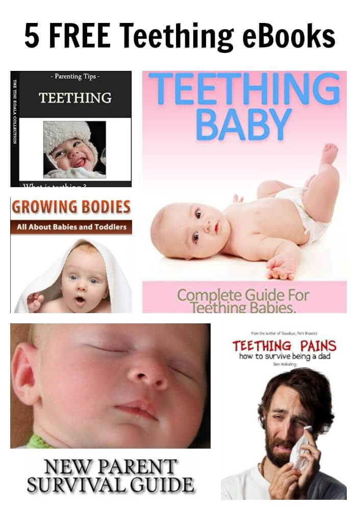 TOTS Family, Parenting, Kids, Food, Crafts, DIY and Travel PicMonkey-Image-3 5 FREE Teething eBooks Kids Parenting TOTS Family