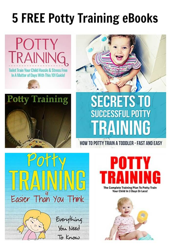 FREE Potty Training eBooks