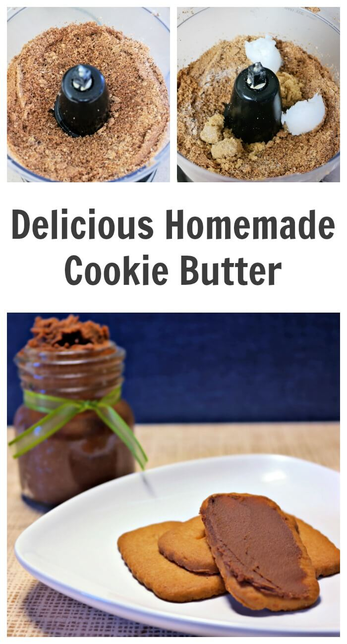 TOTS Family, Parenting, Kids, Food, Crafts, DIY and Travel Delicious-Homemade-Cookie-Butter-Recipe Delicious Homemade Cookie Butter Recipe Desserts Food TOTS Family  toast topping sweet condiment food topping easy cookie butter cookie baking