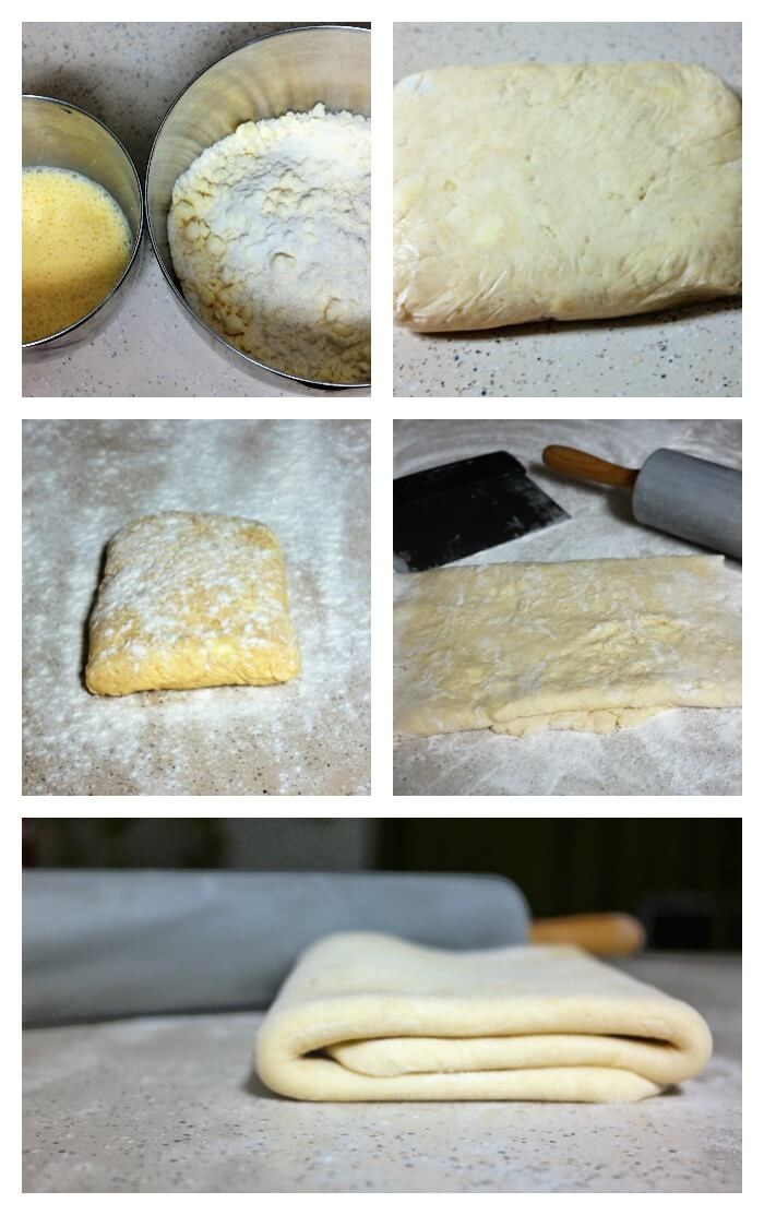 Easy Danish Pastry Dough Recipe