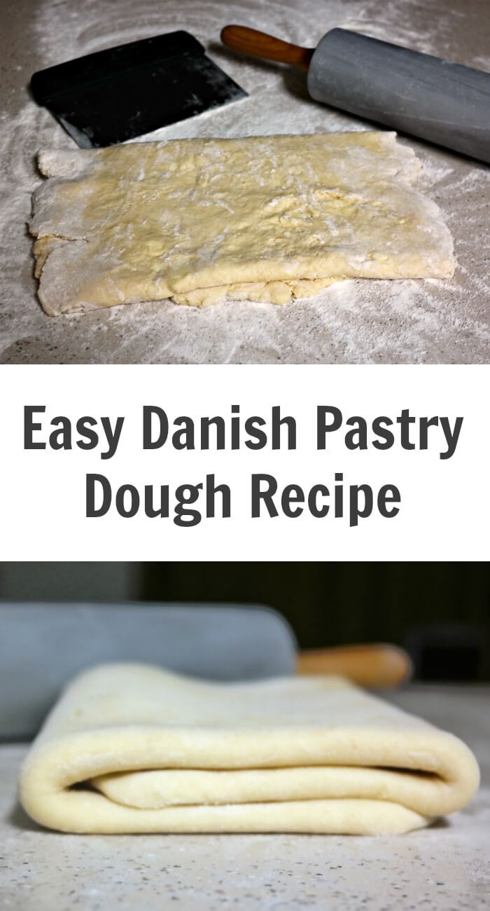 TOTS Family, Parenting, Kids, Food, Crafts, DIY and Travel Easy-Danish-Pastry-Dough-Recipe Easy Danish Pastry Dough Recipe Desserts Food TOTS Family  pastry dough dough dessert danish dough
