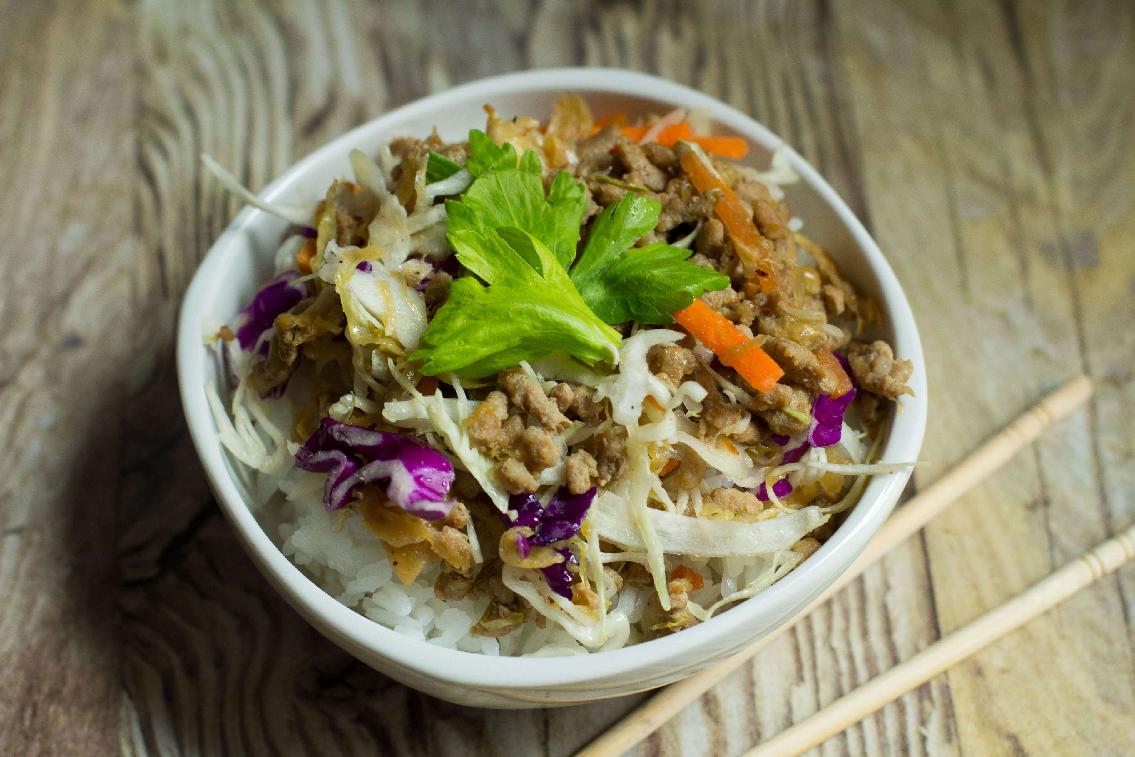 TOTS Family, Parenting, Kids, Food, Crafts, DIY and Travel IMG_4075 Easy Spring Roll Bowl Ready in 30 Minutes Uncategorized