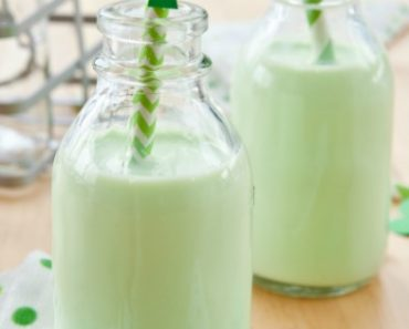 Mint Shamrock Shake Recipe