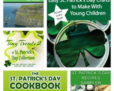5 FREE St. Patrick's Day Ideas eBooks