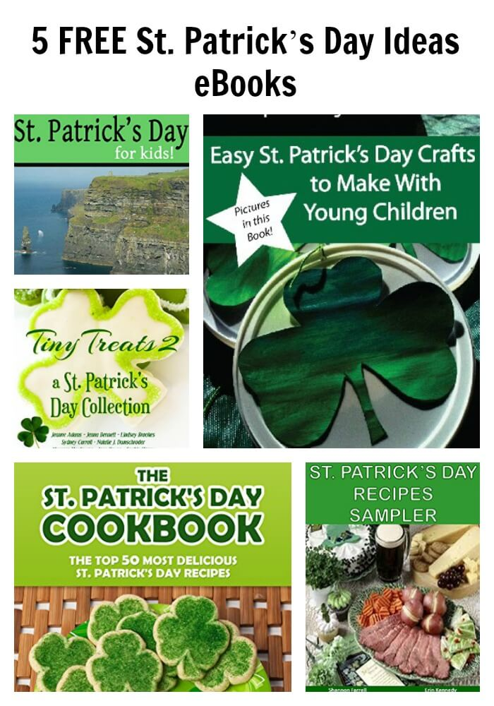 TOTS Family, Parenting, Kids, Food, Crafts, DIY and Travel PicMonkey-Image-1 5 FREE St. Patrick's Day Ideas eBooks Crafts Holiday Treats Kids Parenting TOTS Family  St. Patrick's Day craft for kids craft