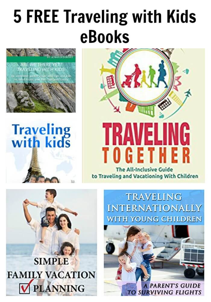 Traveling with Kids eBooks