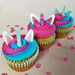 Adorable Unicorn Cupcakes Decorations
