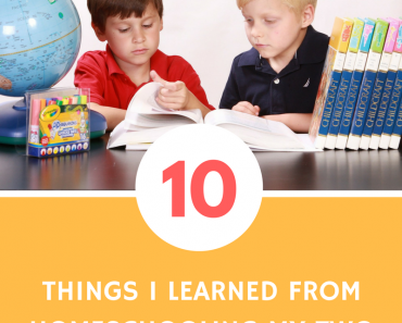 TOTS Family, Parenting, Kids, Food, Crafts, DIY and Travel 10-things-I-learned-370x297 10 Things I Learned from Homeschooling My Two Children Learning TOTS Family  homeschooling homeschool