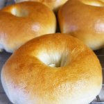 Bread Machine Homemade Bagels - There's nothing more delicious than a homemade bagel fresh out of the oven. We have simplified the steps.