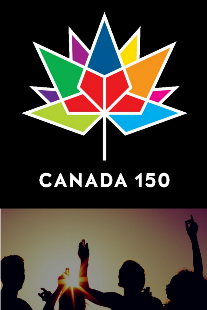 TOTS Family, Parenting, Kids, Food, Crafts, DIY and Travel Canada-150-683x1024 Celebrate Canada 150 without Breaking the Bank TOTS Family Travel  Canada 150