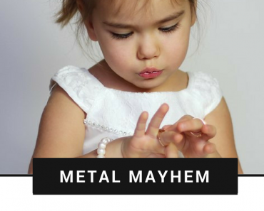 Metal Mayhem: The Hidden Dangers in Your Child's Jewelry Box. While those necklaces, bracelets and baubles might jazz up a look, they also may be harming your child's health each time they opt to accessorize.