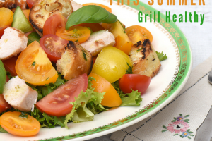 Summer is finally here and that means we can indulge and learn How to Grill Healthy this Summer!