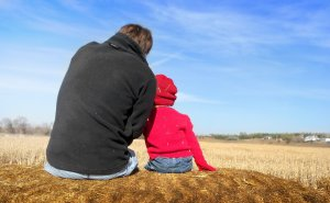 You don't need to be the biological father to be a terrific father. Relationship Lessons that Dad Teaches You