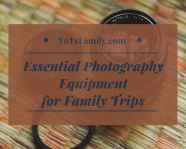 Of course, you want to keep those cherished memories with your loved ones. To do that, you have to bring the right photography gear and accessories. If you don't know where to start, here is a list of all Essential Photography Equipment for Family Trips.