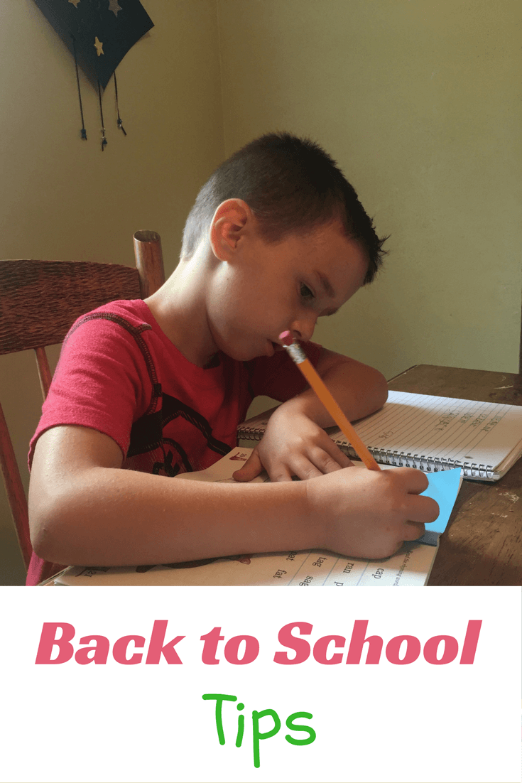 Back to School Tips every parent needs