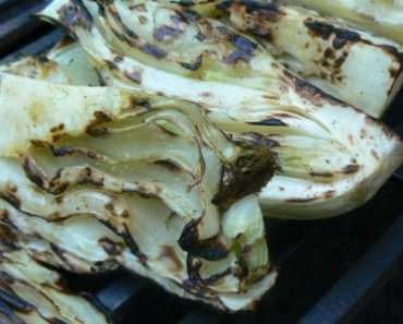 Simple Grilled Fennel