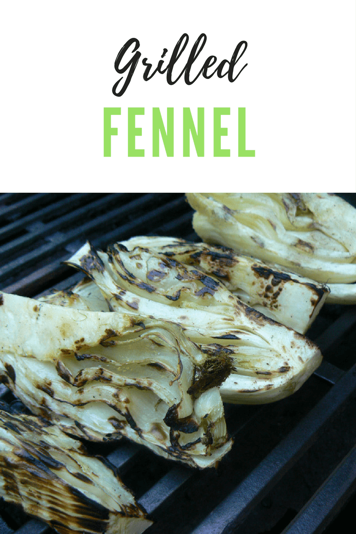 Simple Grilled Fennel has a very distinct licorice flavor and when it's grilled becomes a tender, melt-in-your-mouth experience you don't want to miss.