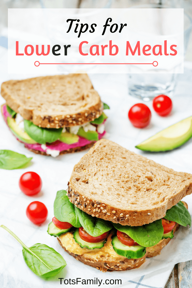 I've written before about the low carb diet to which I have most unwillingly subscribed. My strategy has evolved and here are my 3 Tips for Low Carb Meals.