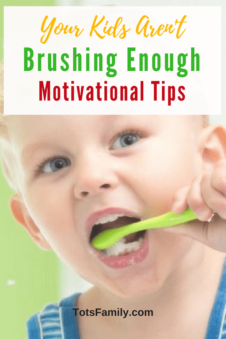There is no need to beat around the bush: brushing teeth is not the most fun activity in the world and your kids aren't brushing enough.