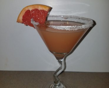 TOTS Family, Parenting, Kids, Food, Crafts, DIY and Travel 20170929_205729-370x297 Ruby Red Grapefruit Martini Drinks Food Uncategorized  Ruby Red Grapefruit Martini Martini drink