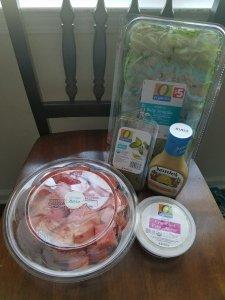 I am a huge fan of watermelon and love Watermelon Feta Salad.