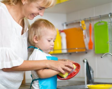 Chores for Young Children? When do you start assigning chores? We have a really good plan outlined in this article.