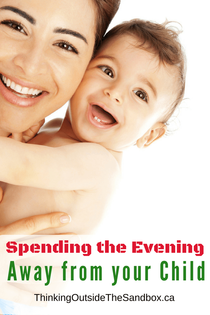 You feel like the time has come spending the evening away from your child, toddler or even school-aged child for the first time.