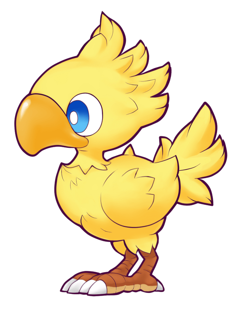 The 10 Cutest Video Game Characters in Gaming History Chocobos