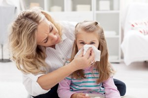 Tips for Helping Your Child This Cold and Flu Season