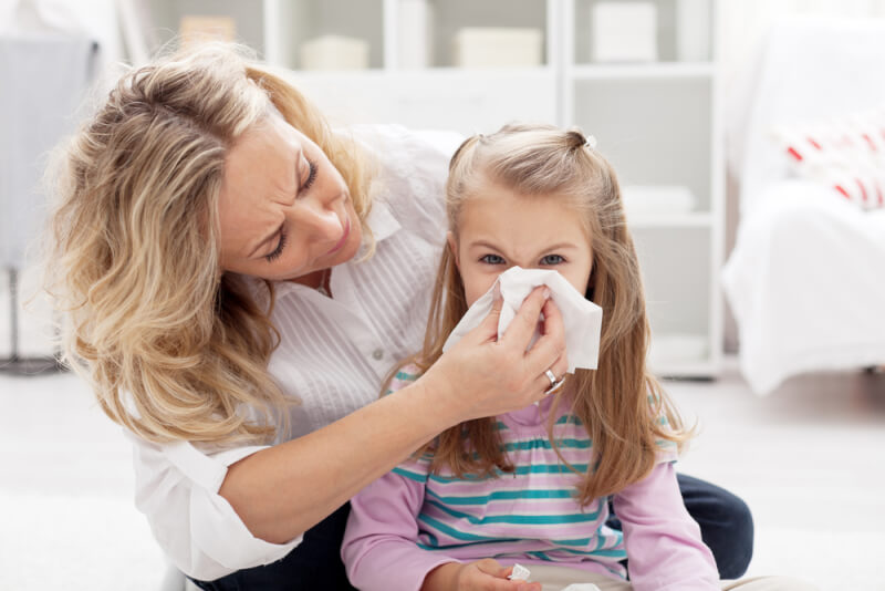 TOTS Family, Parenting, Kids, Food, Crafts, DIY and Travel Depositphotos_8377980_m-2015 6 Things in Your Home that could be Making Your Kid Sick Health & Wellness Home Kids Parenting TOTS Family Uncategorized  allergin Allergies