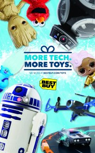 Best Buy Holiday Toys Collection